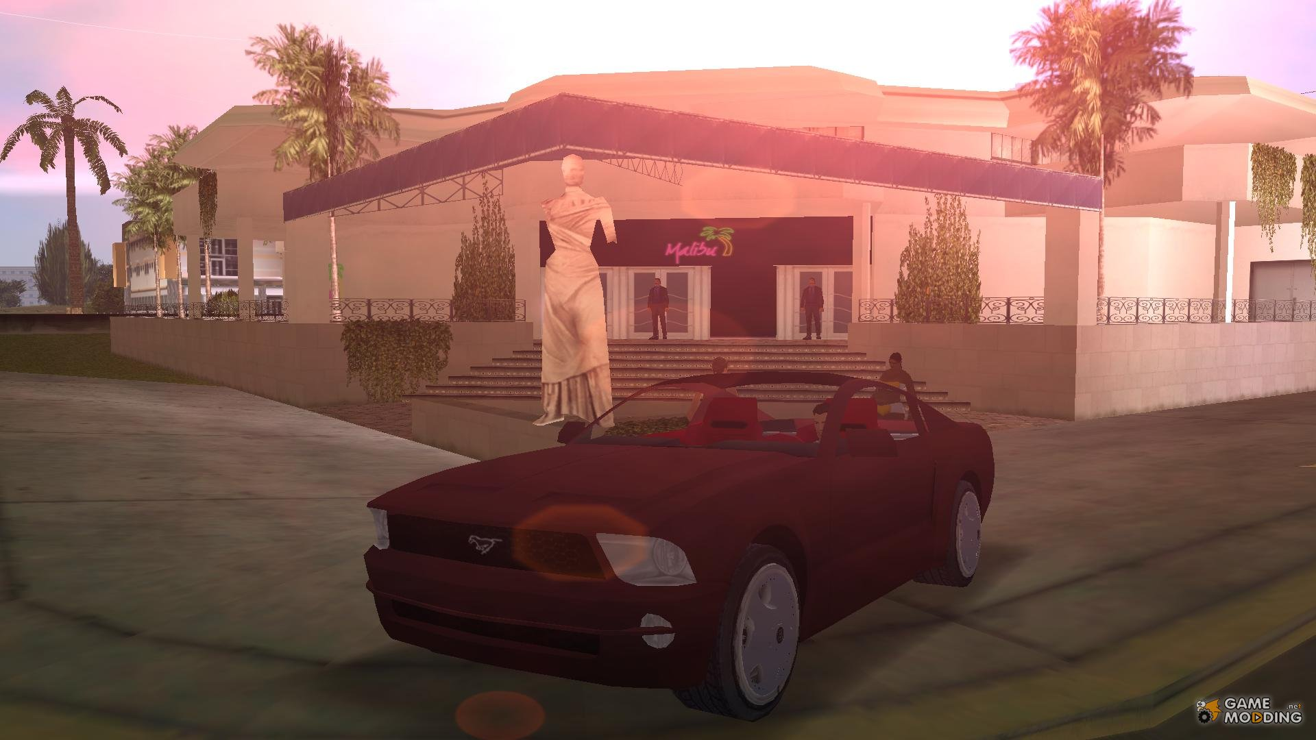 Ford Mustang GT Concept for GTA Vice City