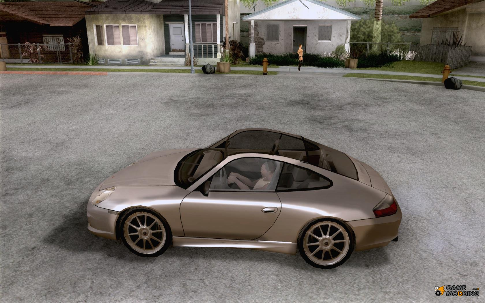 porsche 911 targa for gta san andreas. Black Bedroom Furniture Sets. Home Design Ideas
