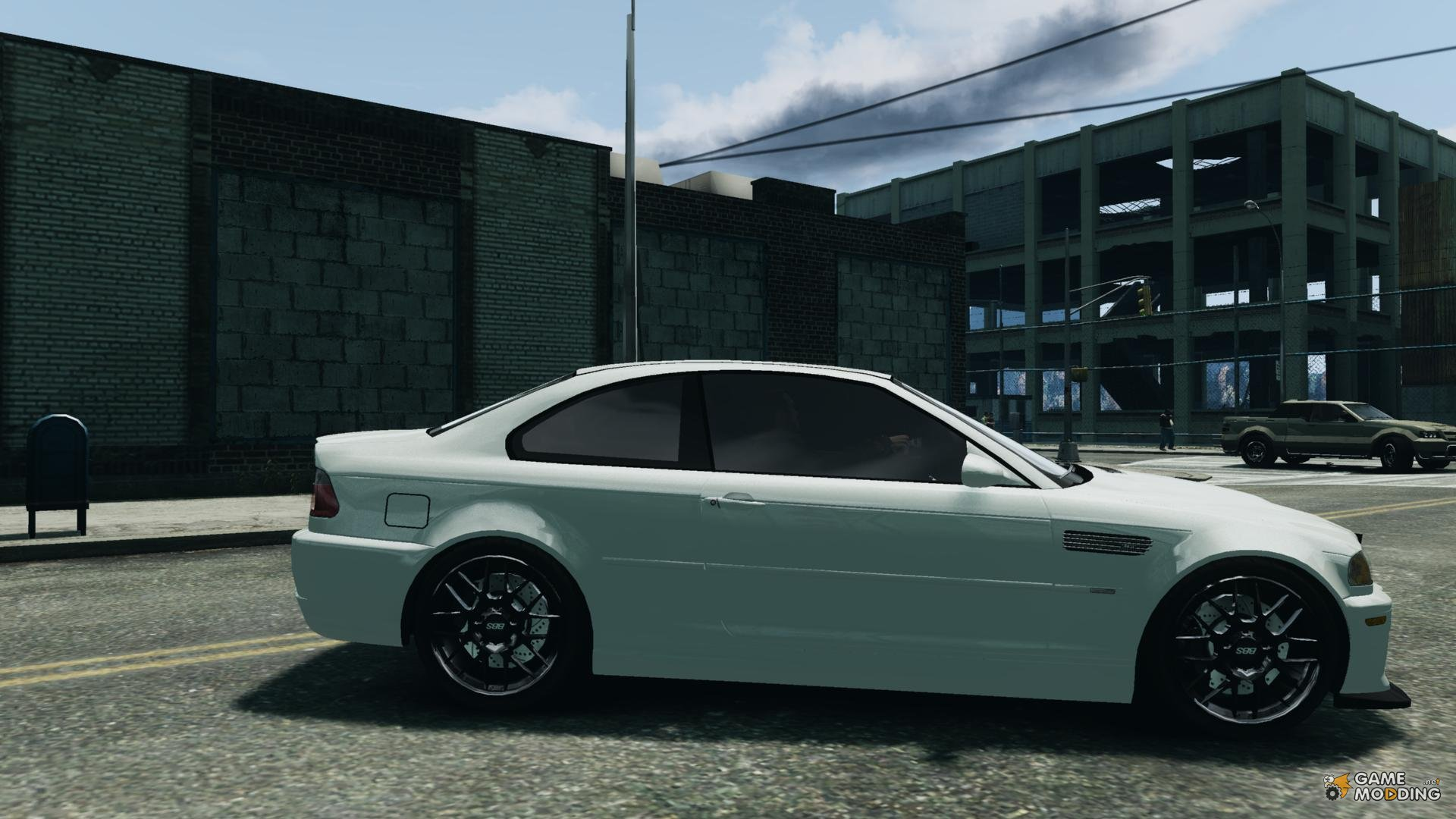 bmw m3 e46 tuning 2001 v 2 0 for gta 4. Black Bedroom Furniture Sets. Home Design Ideas