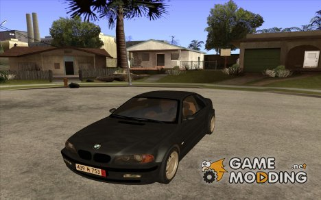 BMW 318i E46 2003 for GTA San Andreas