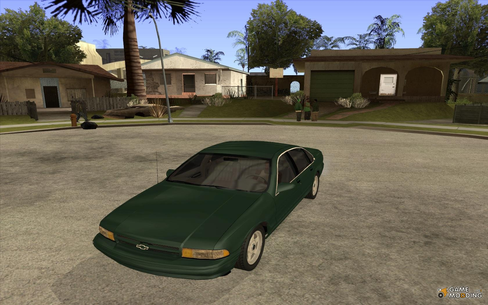 1995 Chevrolet Impala Ss For Gta San Andreas