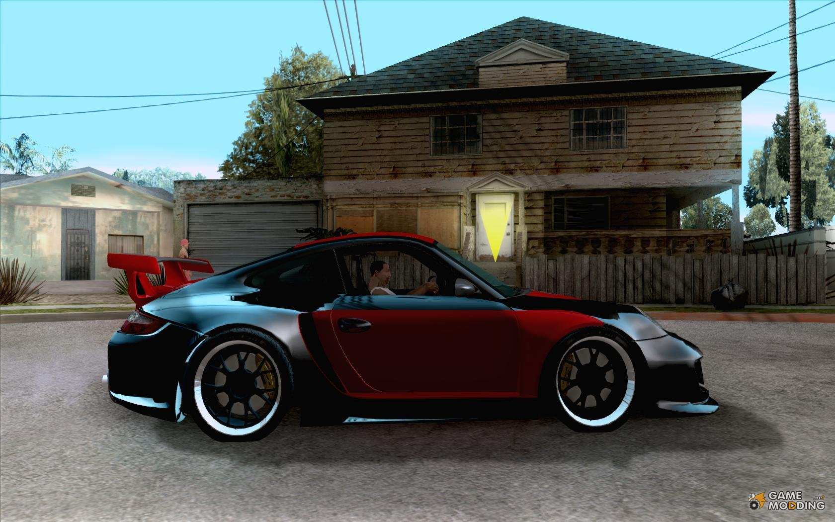 porsche 911 gt2 nfs undercover for gta san andreas. Black Bedroom Furniture Sets. Home Design Ideas