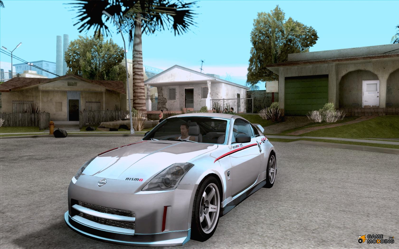 nissan 350z nismo s tune for gta san andreas. Black Bedroom Furniture Sets. Home Design Ideas