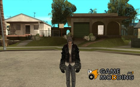 Alex Mercer for GTA San Andreas