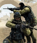 Game Counter-Strike Source