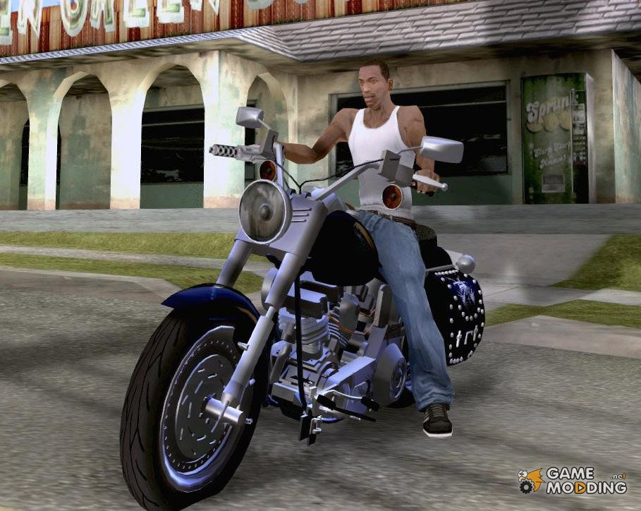 Bikes Mod Any bike downloaded from our