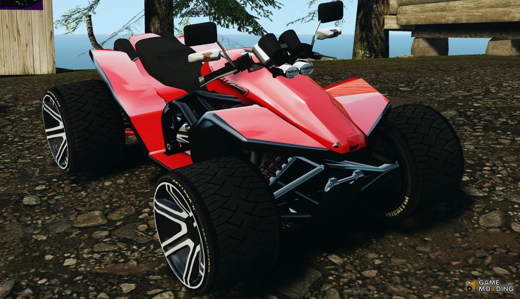 Motorbikes for GTA 4 with automatic installation