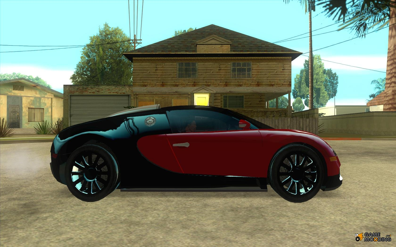 bugatti veyron final for gta san andreas. Black Bedroom Furniture Sets. Home Design Ideas