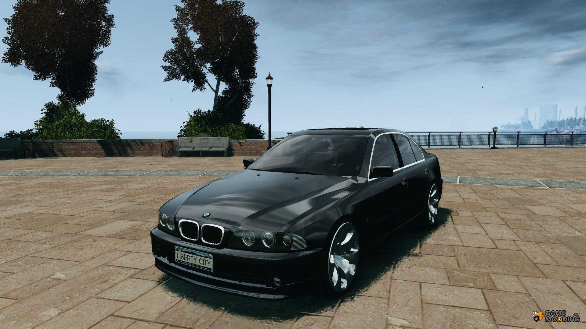 bmw 530i e39 final for gta 4. Black Bedroom Furniture Sets. Home Design Ideas