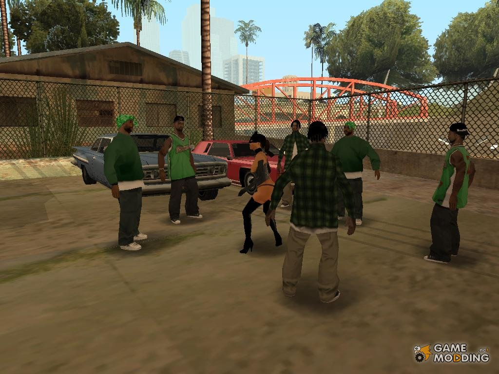 how to get prostitute in gta san andreas