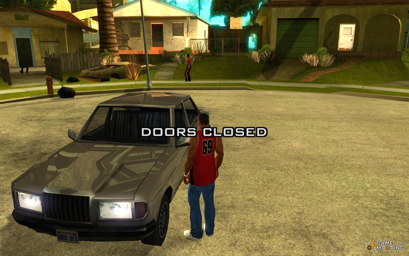 This mod required cleo 4 for gta san andreas