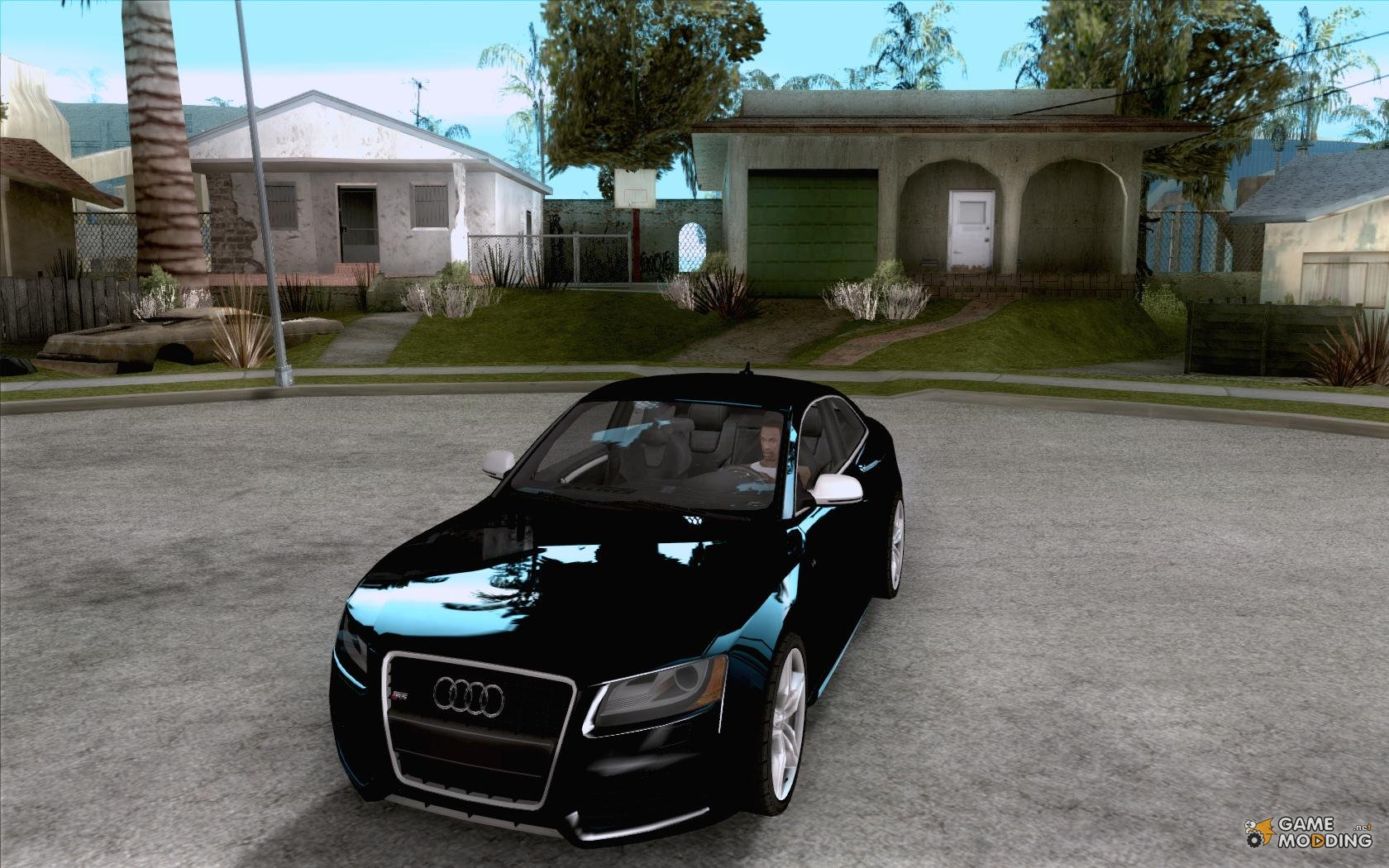 audi s5 for gta san andreas. Black Bedroom Furniture Sets. Home Design Ideas