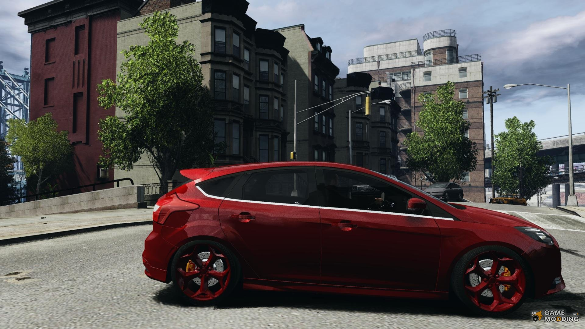 2012 Ford Focus St For Gta 4