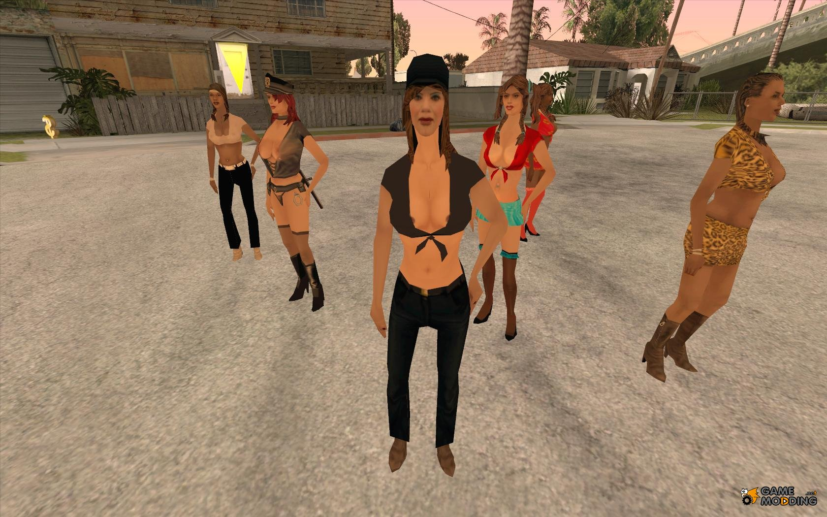 Porn in gta san andreas erotic girlfriends