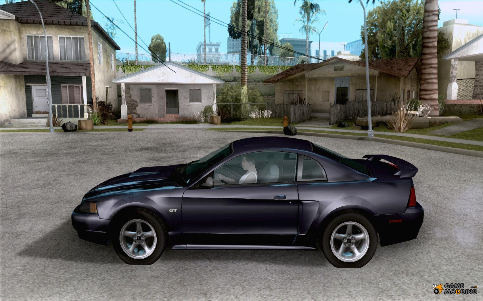 2003 ford mustang gt for gta san andreas. Black Bedroom Furniture Sets. Home Design Ideas