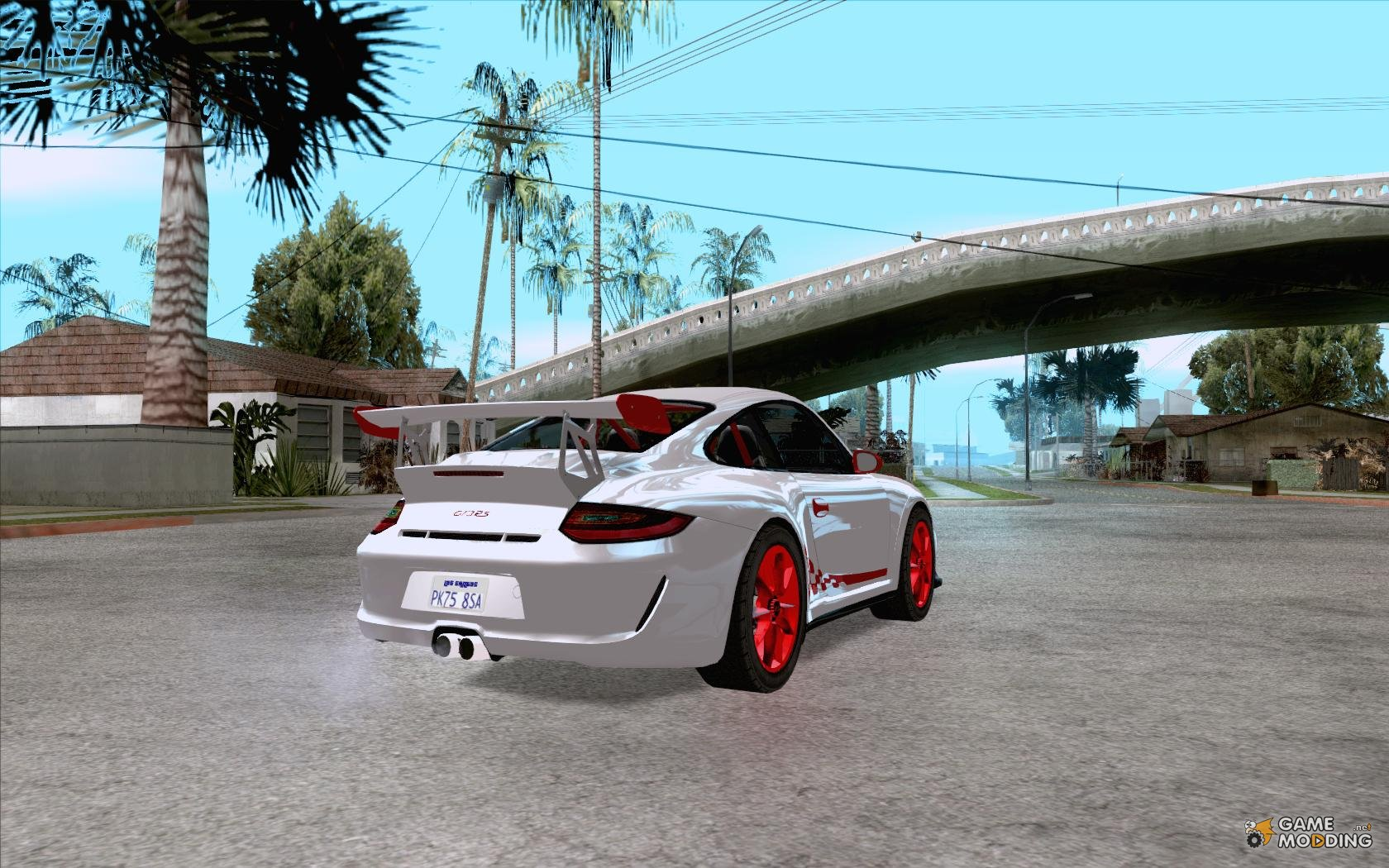 porsche 911 gt3 rs for gta san andreas. Black Bedroom Furniture Sets. Home Design Ideas