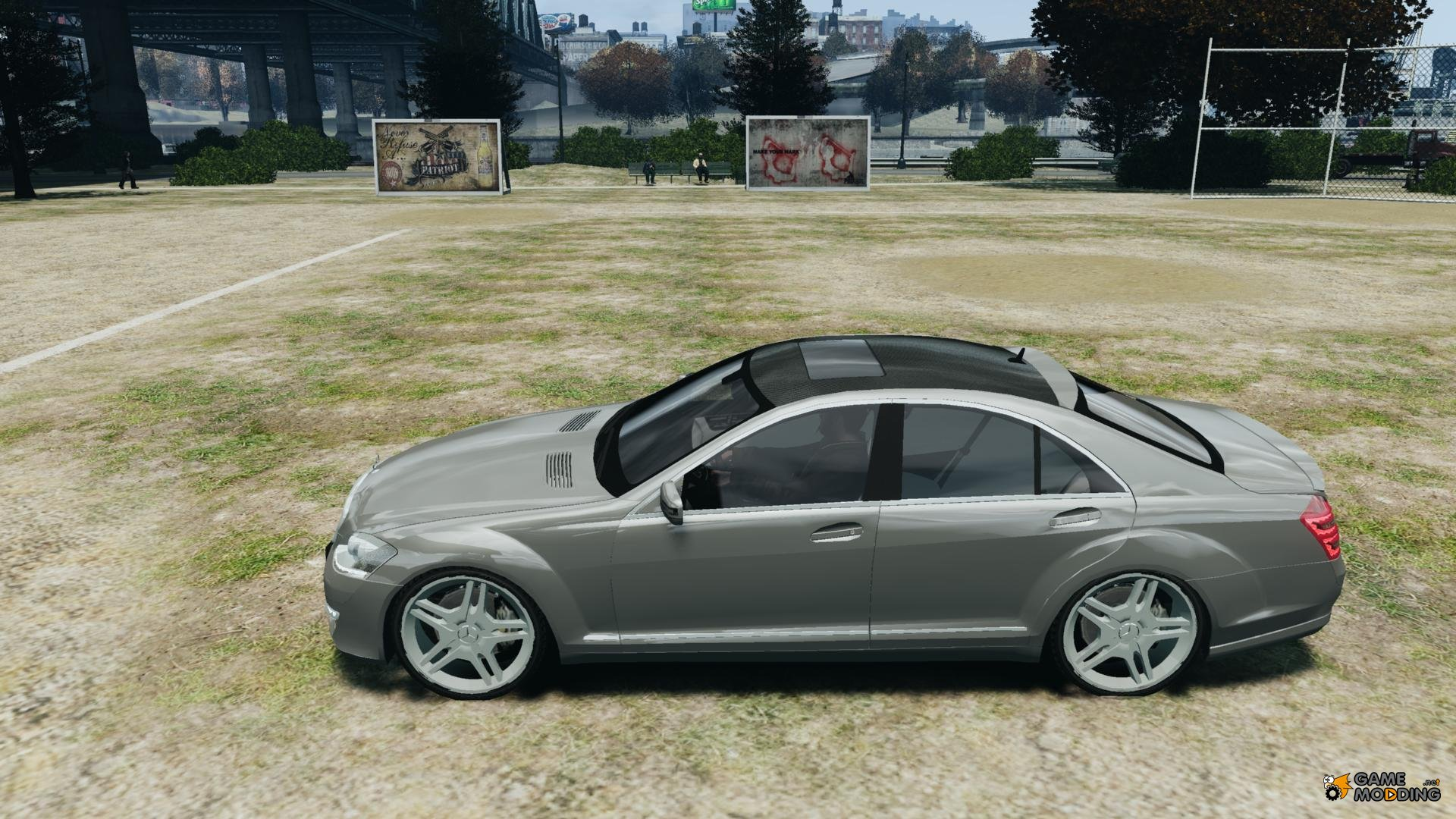 Mercedes benz s63 amg for gta 4 for Mercedes benz s63 amg 2013