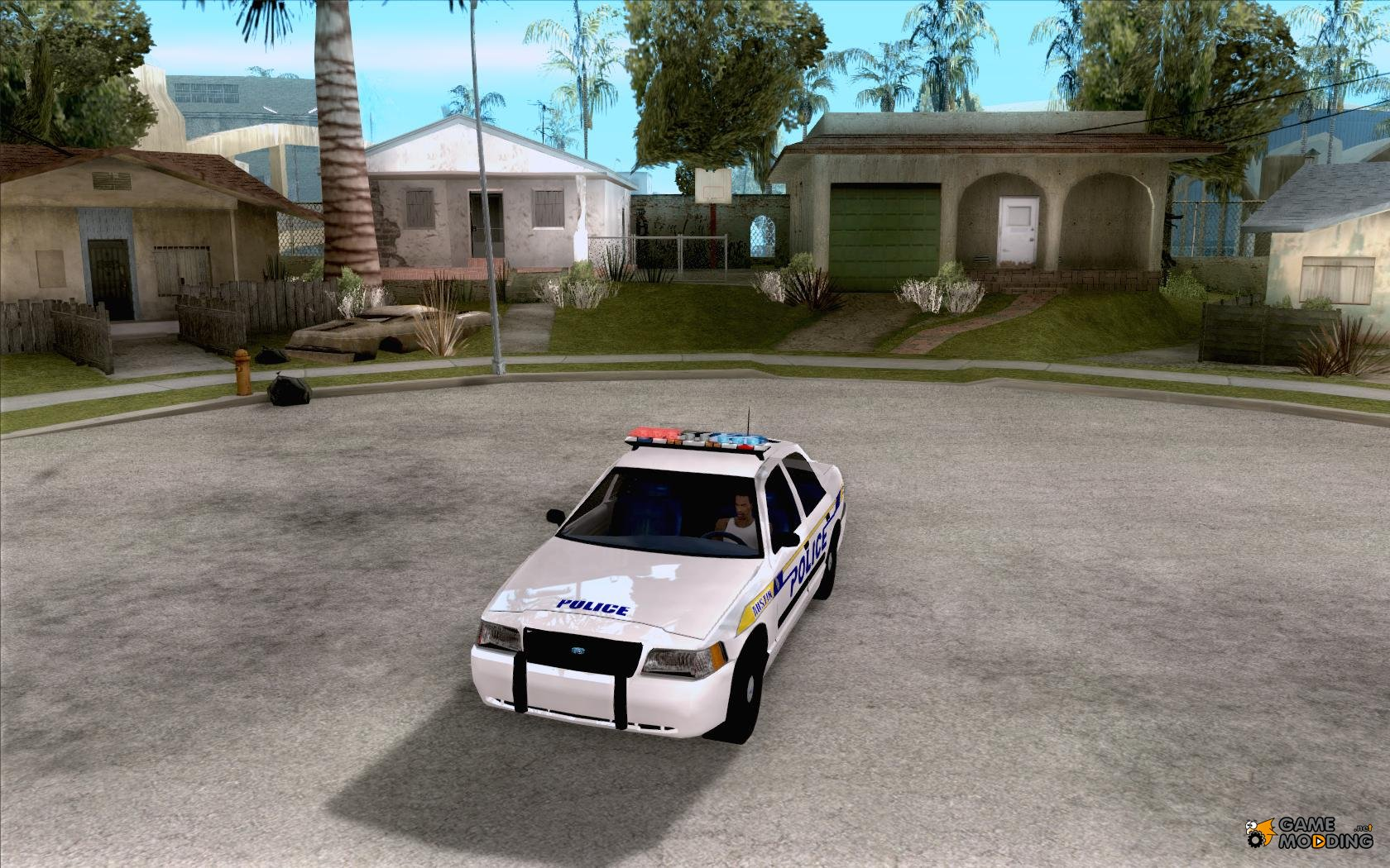 Gta San Andreas Ford Crown Victoria Unmarked Police Car