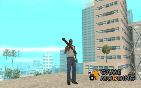 Рпг 7 из Battlefield Vietnam for GTA San Andreas