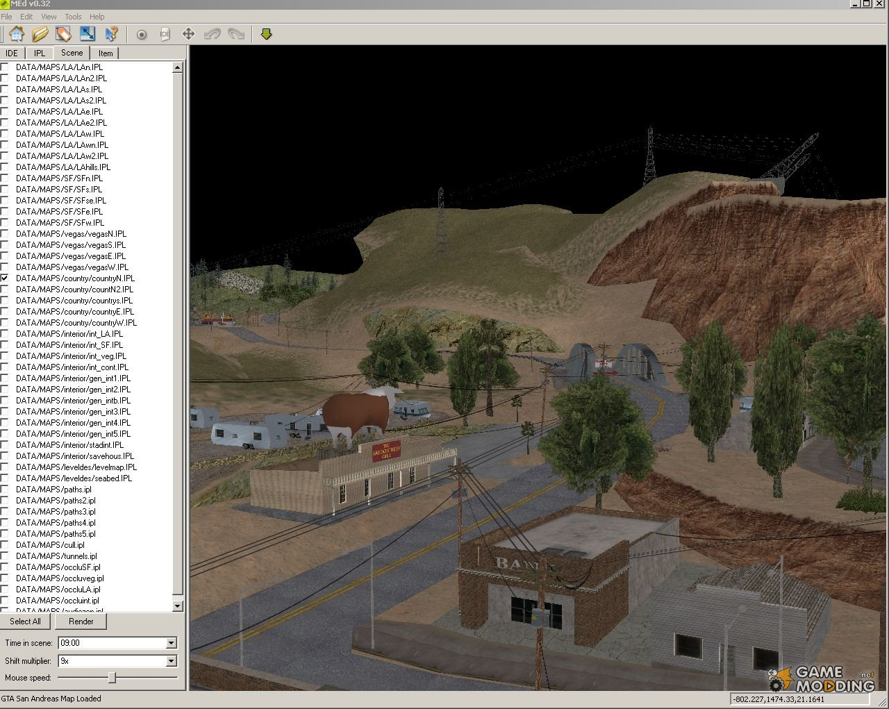Map Editor V 032 For Gta San Andreas