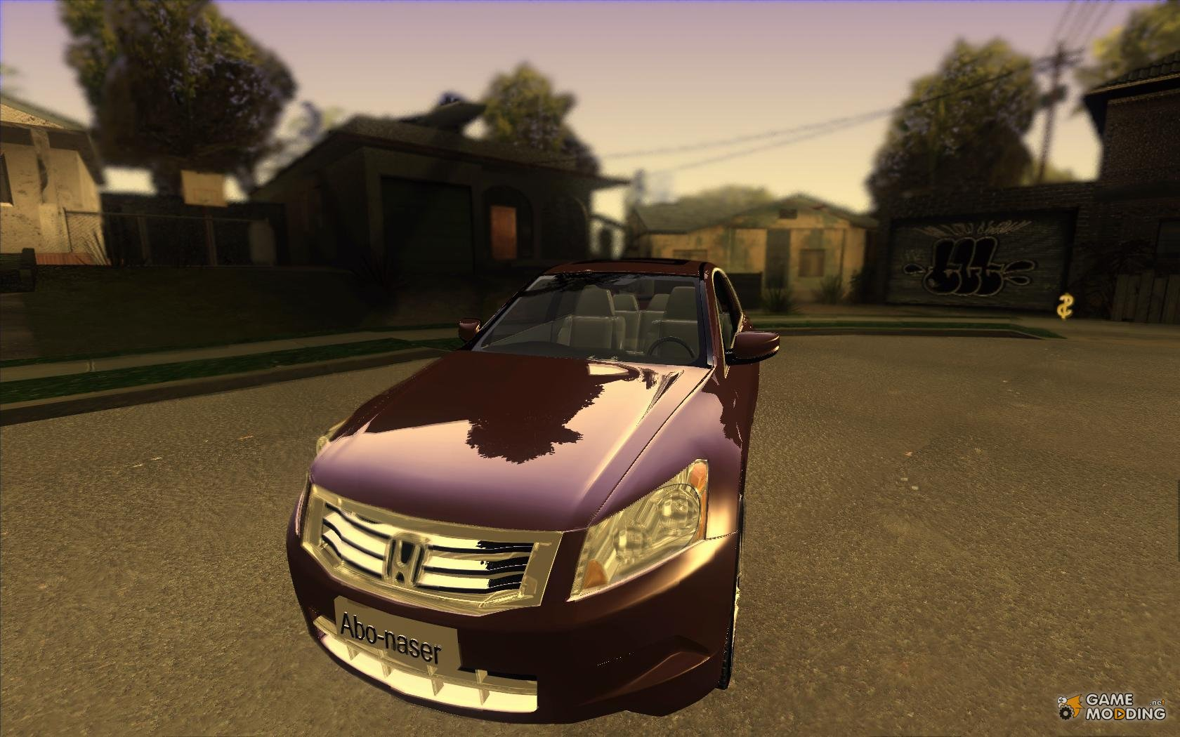ENB Reflections on cars
