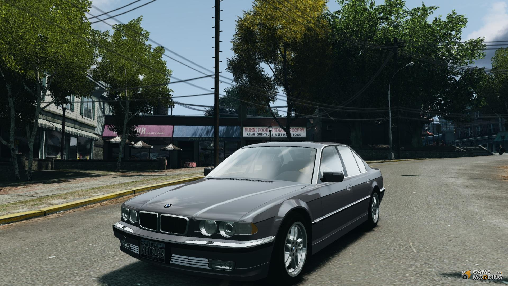 bmw 740i e38 style 37 for gta 4. Black Bedroom Furniture Sets. Home Design Ideas