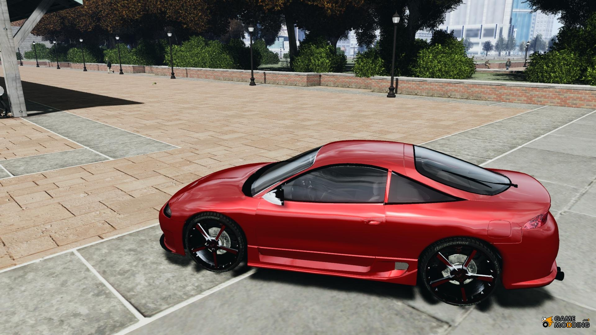 1999 mitsubishi eclipse tuning for gta 4. Black Bedroom Furniture Sets. Home Design Ideas