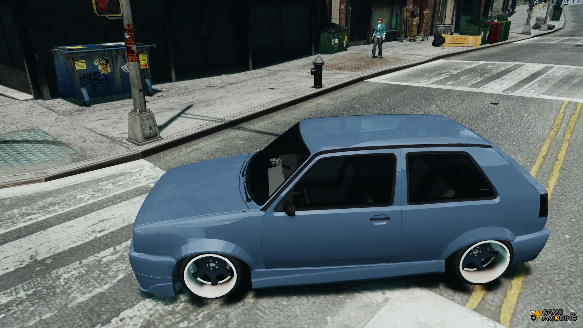 volkswagen golf 2 low is a life style for gta 4. Black Bedroom Furniture Sets. Home Design Ideas