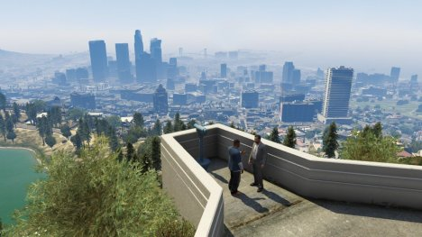 Fresh GTA 5 screenshots #2