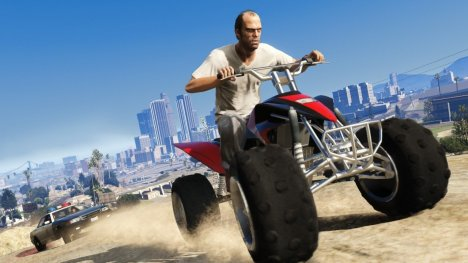 Fresh GTA 5 screenshots #4