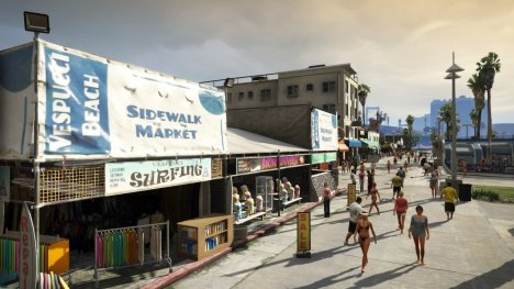 Fresh GTA 5 screenshots