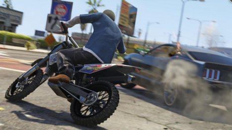 GTA 5 New Screenshots