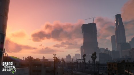 Some new screenshots of GTA 5 (nature)