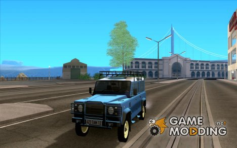 Land Rover Defender 110для GTA San Andreas