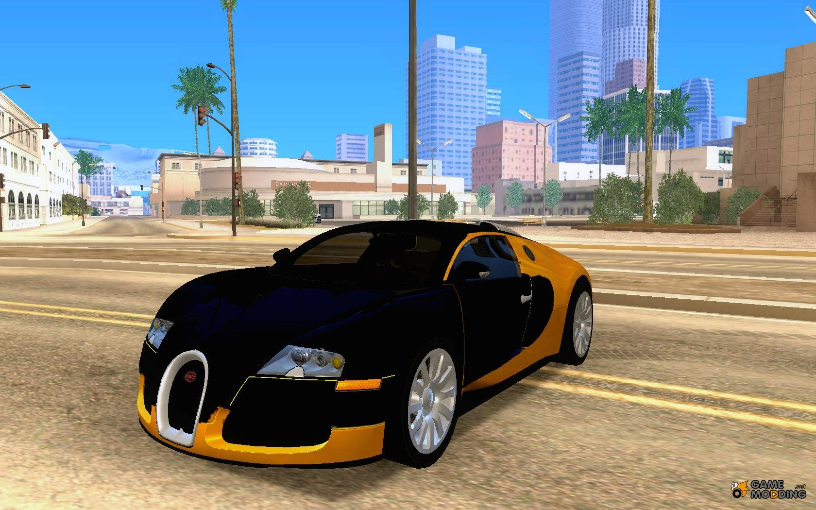 bugatti veyron taxi beta for gta san andreas. Black Bedroom Furniture Sets. Home Design Ideas