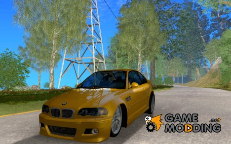 BMW M3 2005for GTA San Andreas
