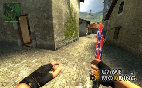 Confederate Knife for Counter-Strike Source