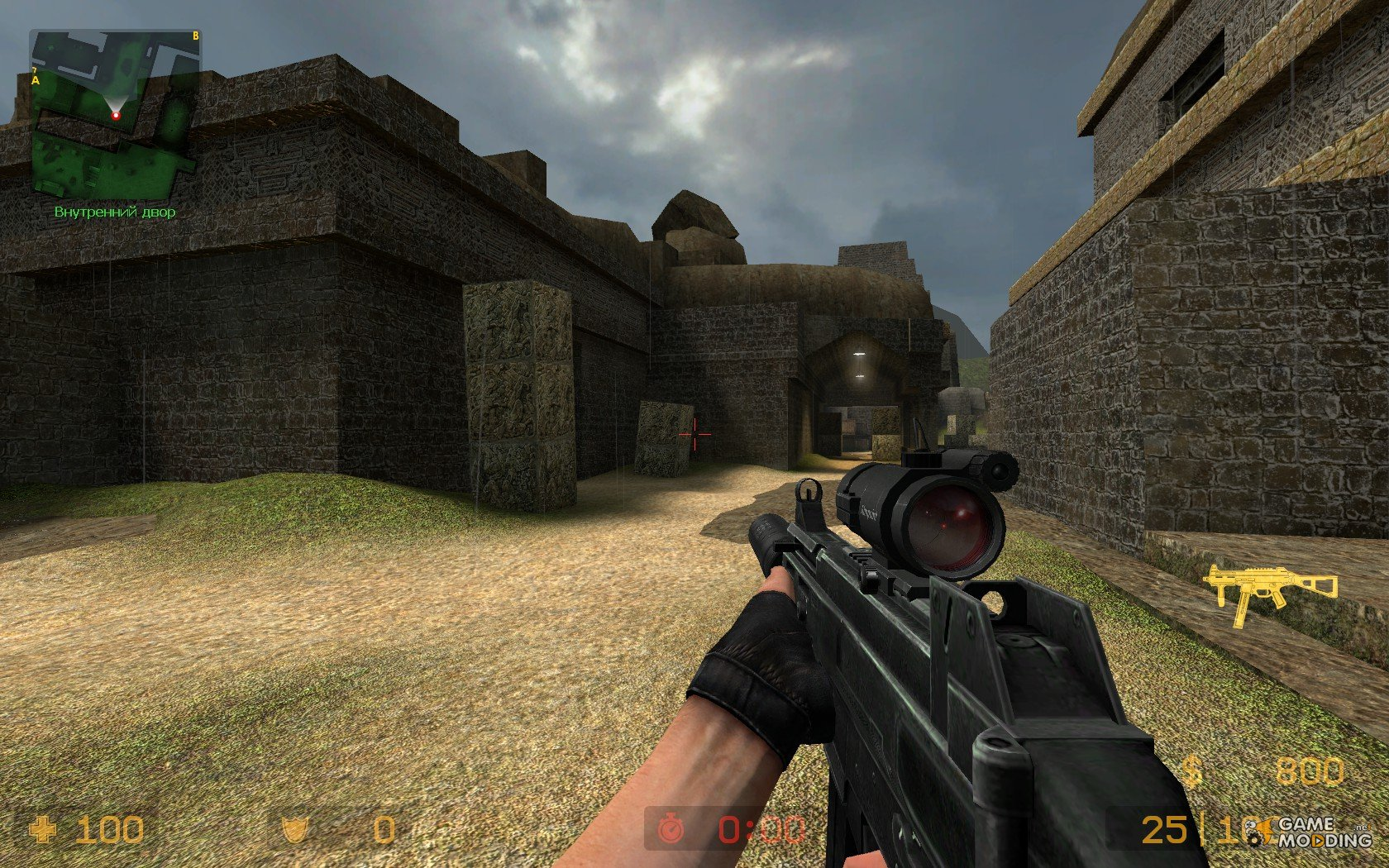 Counter strike nude-patch softcore scene