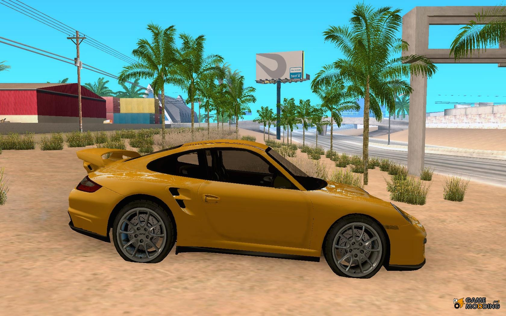 porsche 911 gt2 997 for gta san andreas. Black Bedroom Furniture Sets. Home Design Ideas