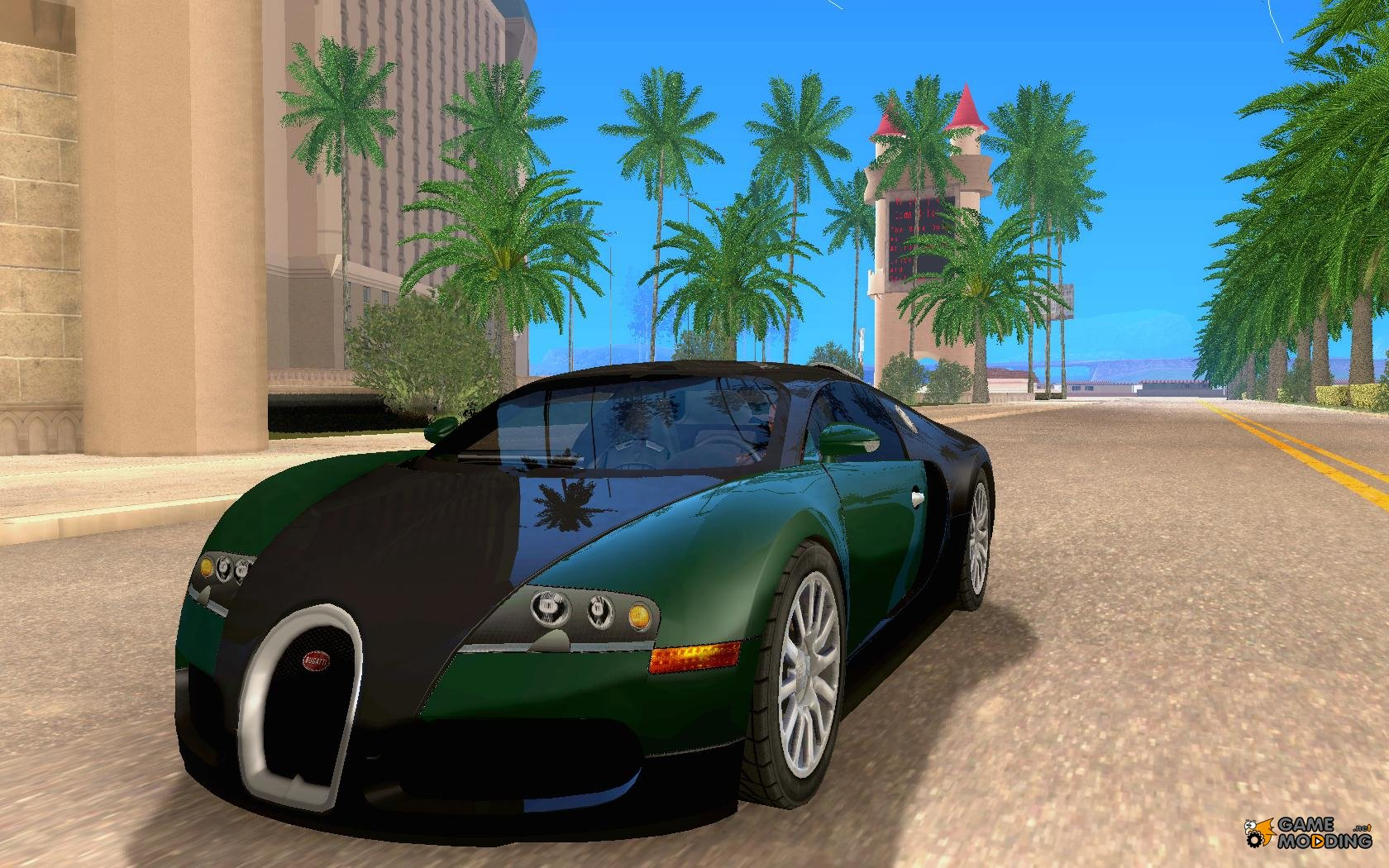 bugatti veyron cleo for gta san andreas. Black Bedroom Furniture Sets. Home Design Ideas