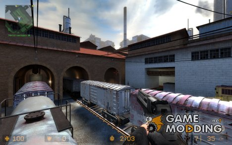 Ghost Ops Deagle Anims for Counter-Strike Source