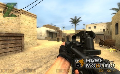 Sarqunes M4A1 Animations for Counter-Strike Source