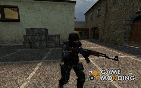 SWAT Urban Camo for Counter-Strike Source