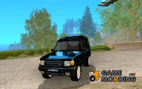 Land Rover Discoveryдля GTA San Andreas