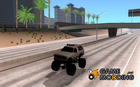 Ford Bronco IV Monsterfor GTA San Andreas