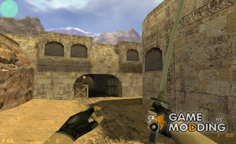 Katana for Counter-Strike 1.6