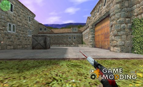 FiveSeven Silincer And Laser for Counter-Strike 1.6