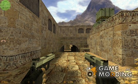 Glock & USP for Counter-Strike 1.6