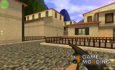 MP40 for Counter-Strike 1.6