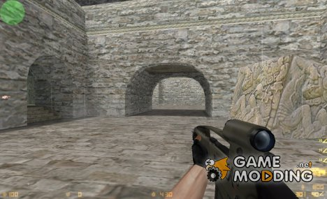 XM8 Carbine for Counter-Strike 1.6